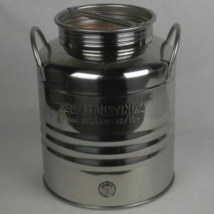 Olive Oil Drum 20 Liter F H Steinbart Co