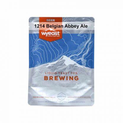 Wyeast 1214 Belgian Abbey Ale
