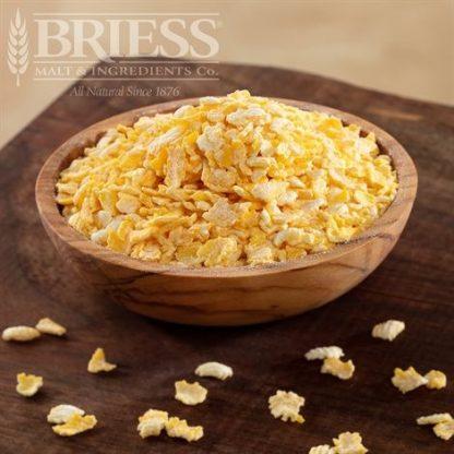briess yellow corn flakes