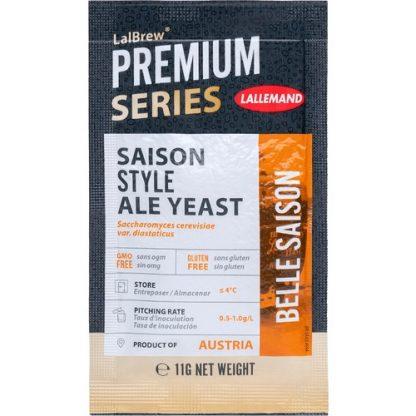 LalBrew Belle Saison Yeast 11 grams