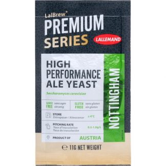 LalBrew Nottingham Yeast 11 grams