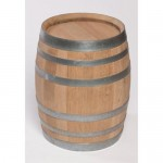 Small Oak Barrel 10 Liter
