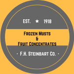 Frozen Musts and Fruit Concentrates
