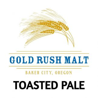 Gold Rush Toasted Pale Ale Malt