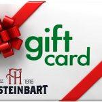 FH Steinbart Gift Card