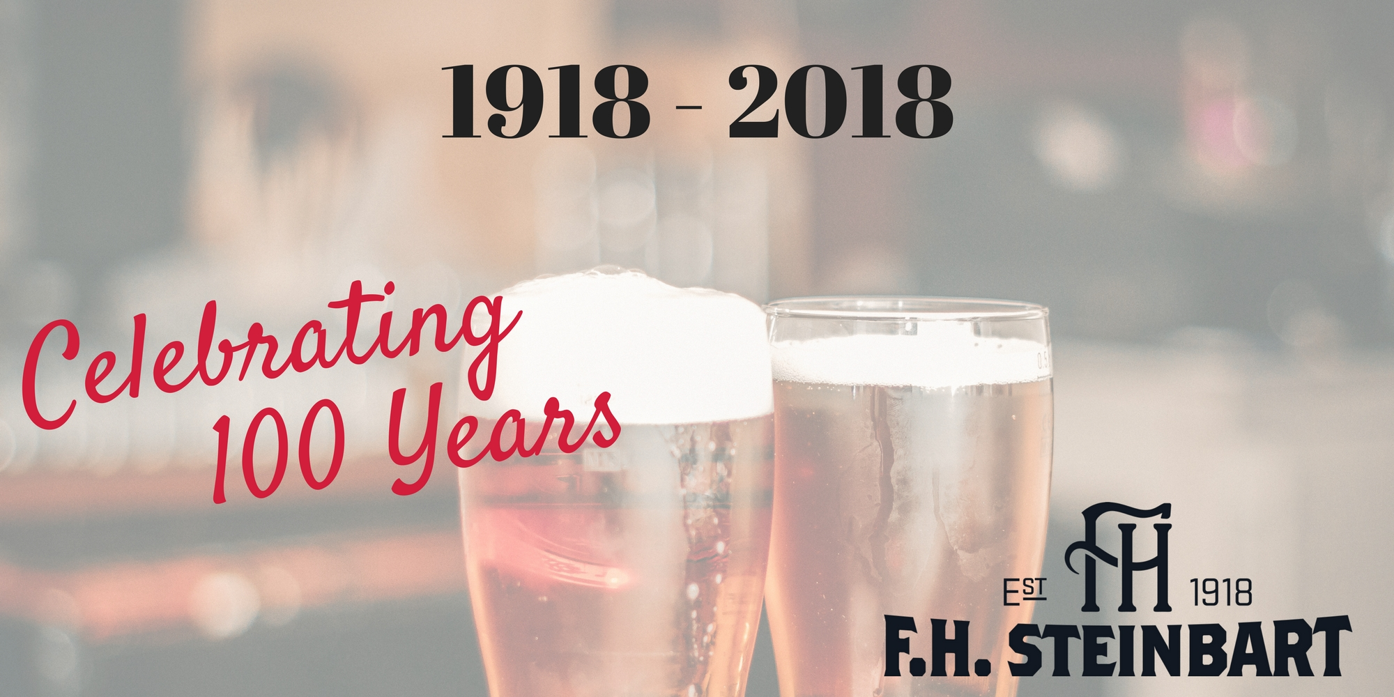100 years of homebrewing