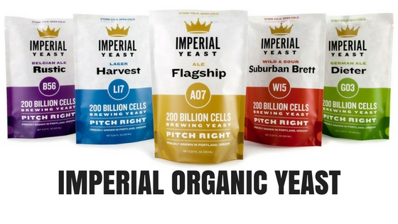 Imperial Organic Yeast