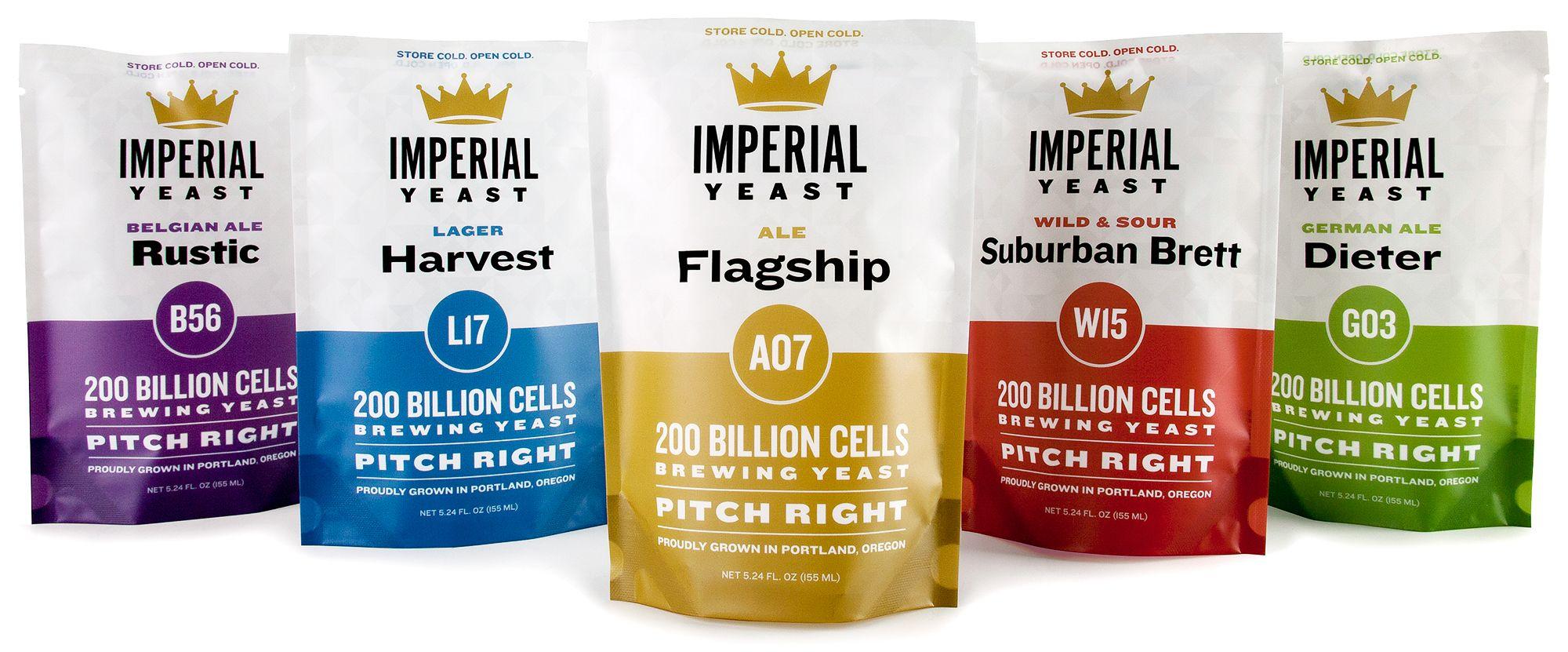 Imperial Organic Yeast