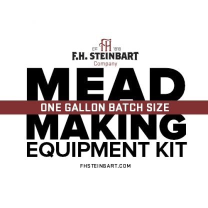 Mead Equipment Kit One Gallon