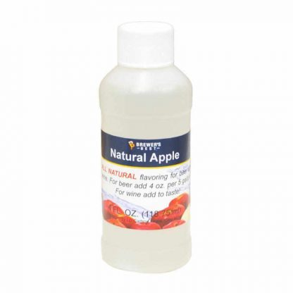 #1705-A-1 Natural Apple Flavoring Extract 4 oz
