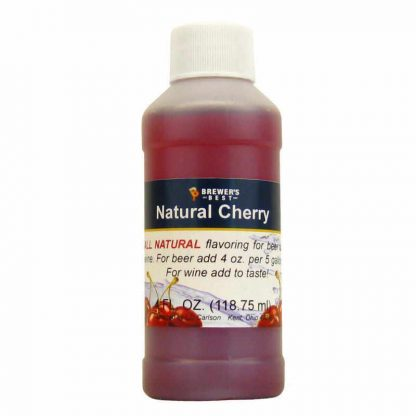 #1705-C-1 Natural Cherry Flavoring Extract 4 oz