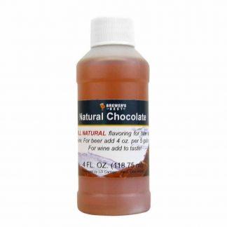 #1705-C-3 Chocolate Flavor Extract 4 oz