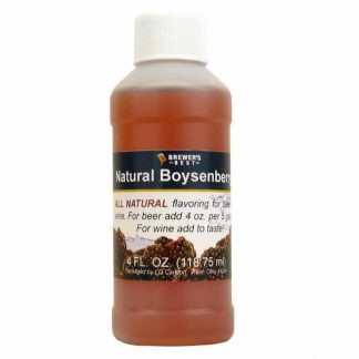#1705-E-1 Natural Boysenberry Flavoring Extract 4 oz