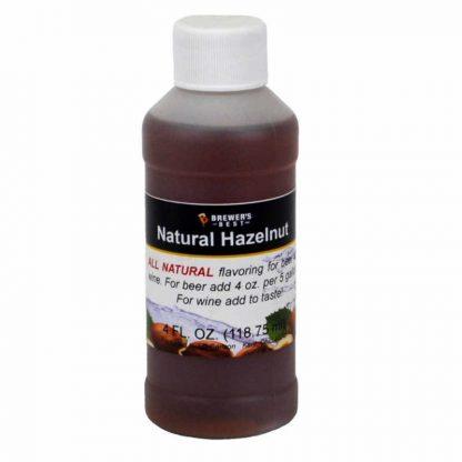 #1705-K-1 Natural Hazelnut Flavoring Extract 4 oz