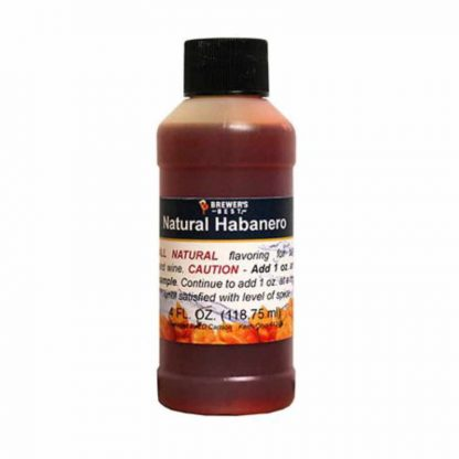 #1705-Q-1_Habenero_Flavoring Extract 4 oz