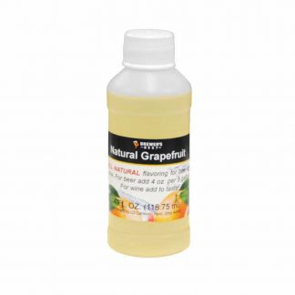 #1705-R-1 Natural Grapefruit Flavoring Extract 4 oz