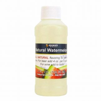 #1705-W-1 Natural Watermelon Flavoring Extract 4 oz