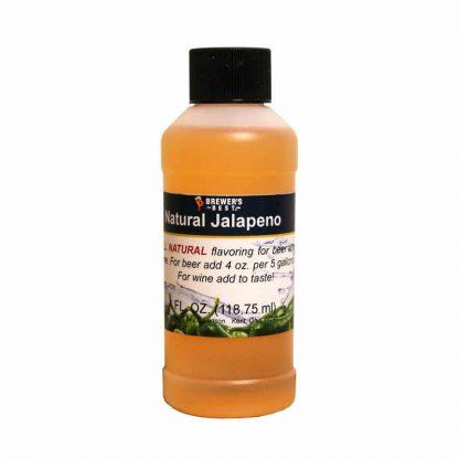 #1705-Y-1 Jalapeno Flavor Extract4 oz