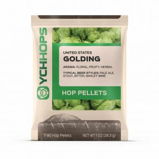 Golding Pellet Hops 1 oz.