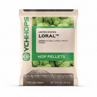 Loral Pellet Hops 1 oz.
