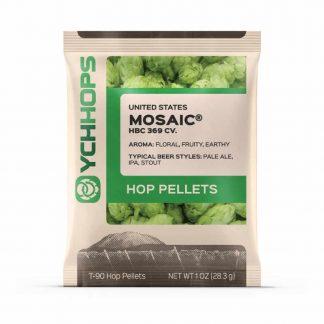 Mosaic Pellet Hops 1 oz.