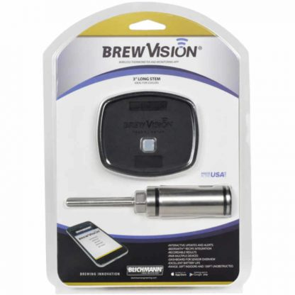 #aBrewVision-Thermometer-L Blichmann Engineering BrewVision Thermometer w/Long Thermowell