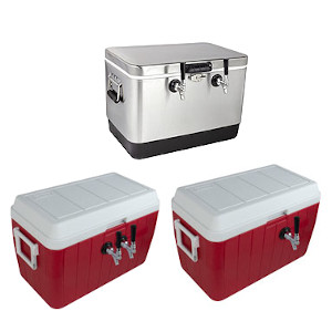 Jockey Boxes