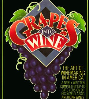Cover of Grapes Into Wine by Philip Wagner