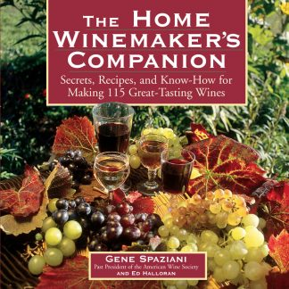 Cover of The Home Winemaker's Companion by Gene Spaziani