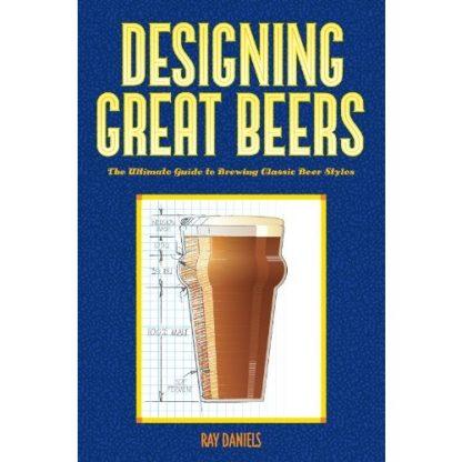Designing Great Beers Book
