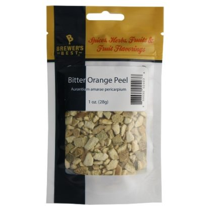 Bitter Orange Peel 1 oz.