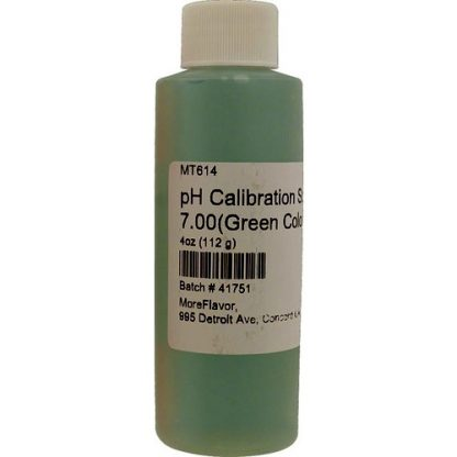 pH Calibration 7.0 Solution 4 oz.