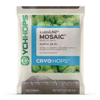 Mosaic Cryo Pellet Hops 1 oz.