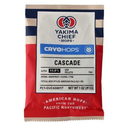 Cascade CRYO Hops 1 oz.