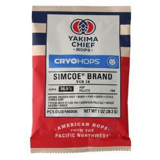 Simcoe Cryo Pellet Hops 1 oz.