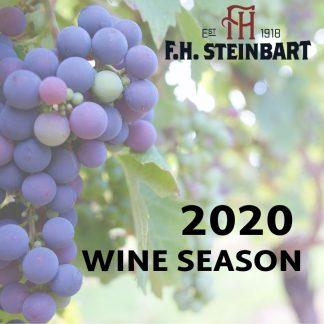 2020 Wine Season