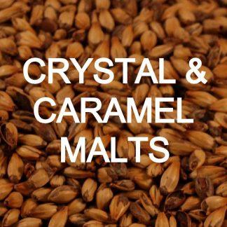 Caramel/Crystal