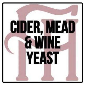 Cider Mead & Wine Yeast