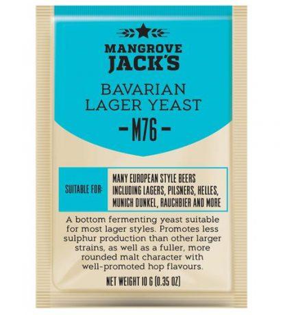Mangrove Jack M76 Bavarian Lager