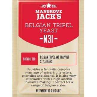 Mangrove Jack M31 Belgian Tripel