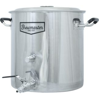 SKU #-1000195 Stainless Steel 8.5 Gal. Brew Kettle