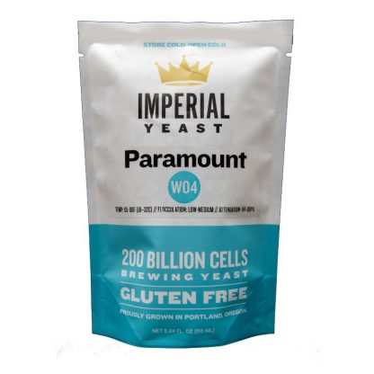 Imperial W04 Paramount Hard Seltzer Yeast