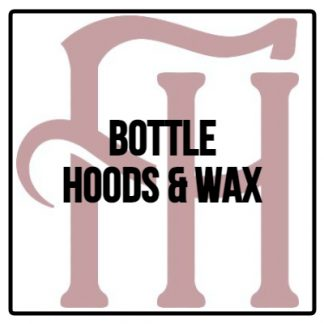 Bottle Hoods & Wax