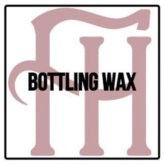 Bottling Wax