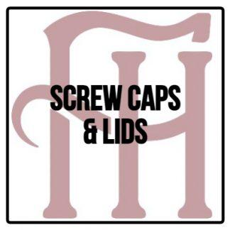 Screw Caps & Lids