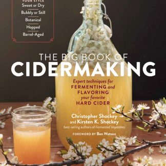 Cover of Big Book of Cider Making by Shockey and Shockey
