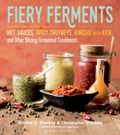 Cover of Fiery Ferments, by Shockey and Shockey