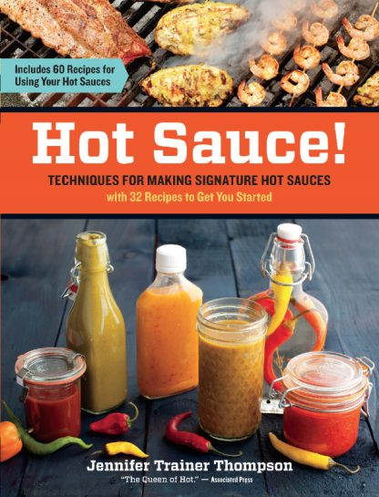 Cover of Hot Sauce! by Jennifer Trainer Thompson