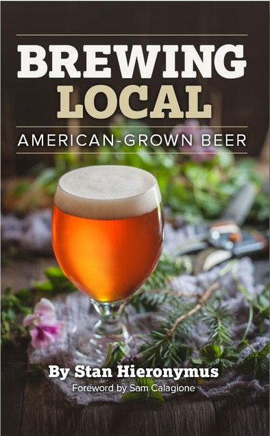 Cover of Brewing Local by Stan Hieronymus