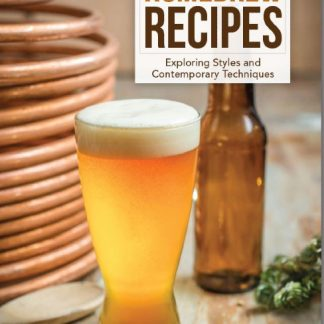 Cover of Modern Homebrew Recipes by Gordon Strong